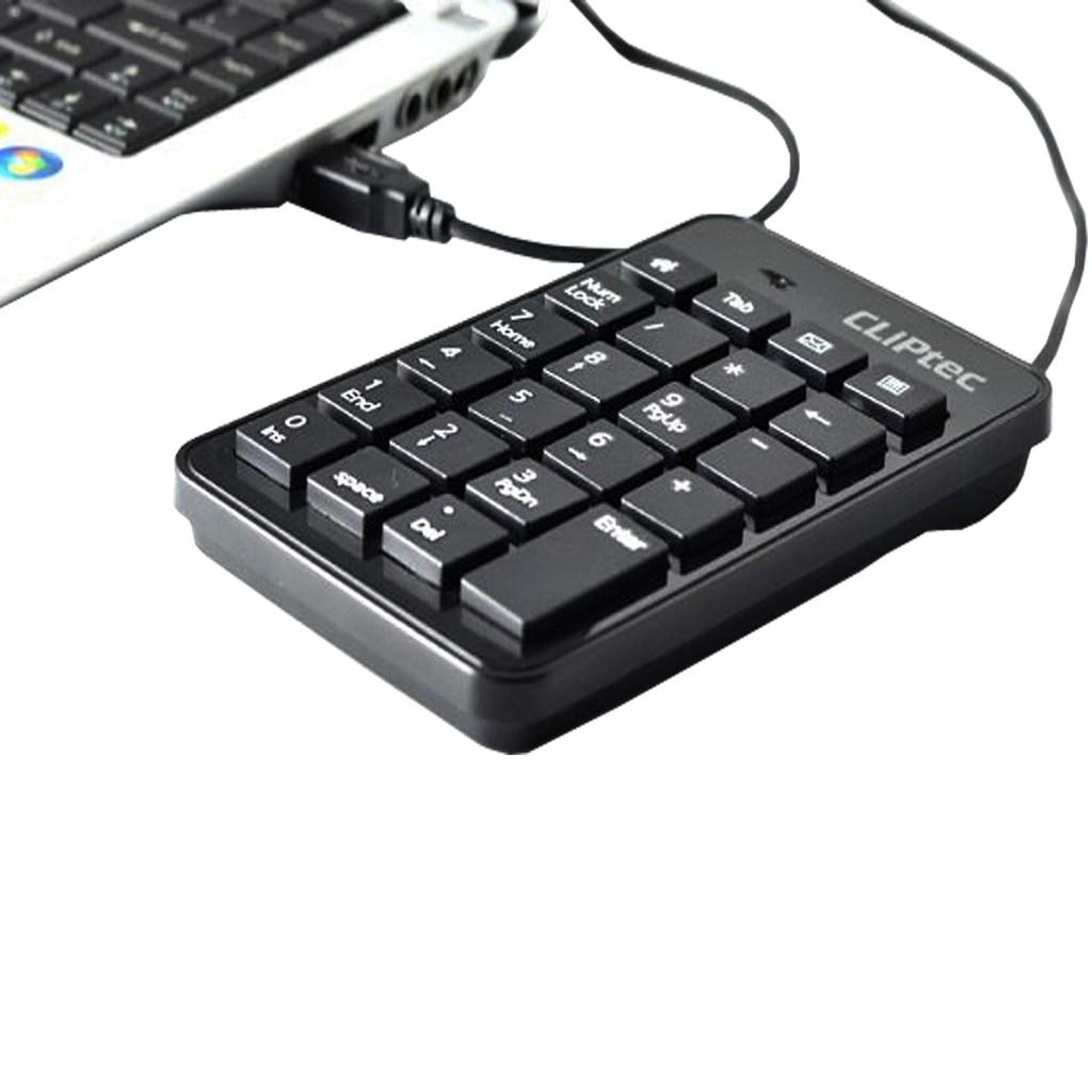 Cliptec Rzk222 Keyboard Numeric Wireless 2 4ghz Hitam Daftar Harga Rzs961 Viva Optic Mouse  Optik Ringan Black