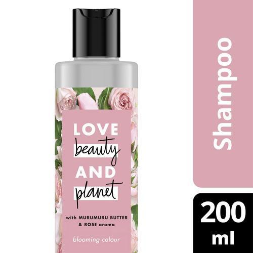 Love Beauty & Planet Shampoo Murumuru Butter & Rose 200ml