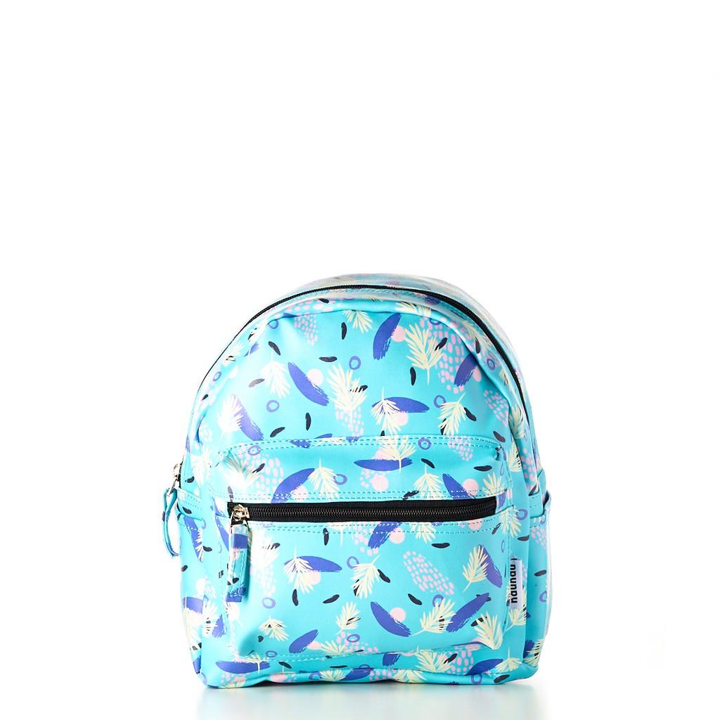 Tas Wanita Tas Ransel Wanita Backpack Mini Wanita Blue Fur ...