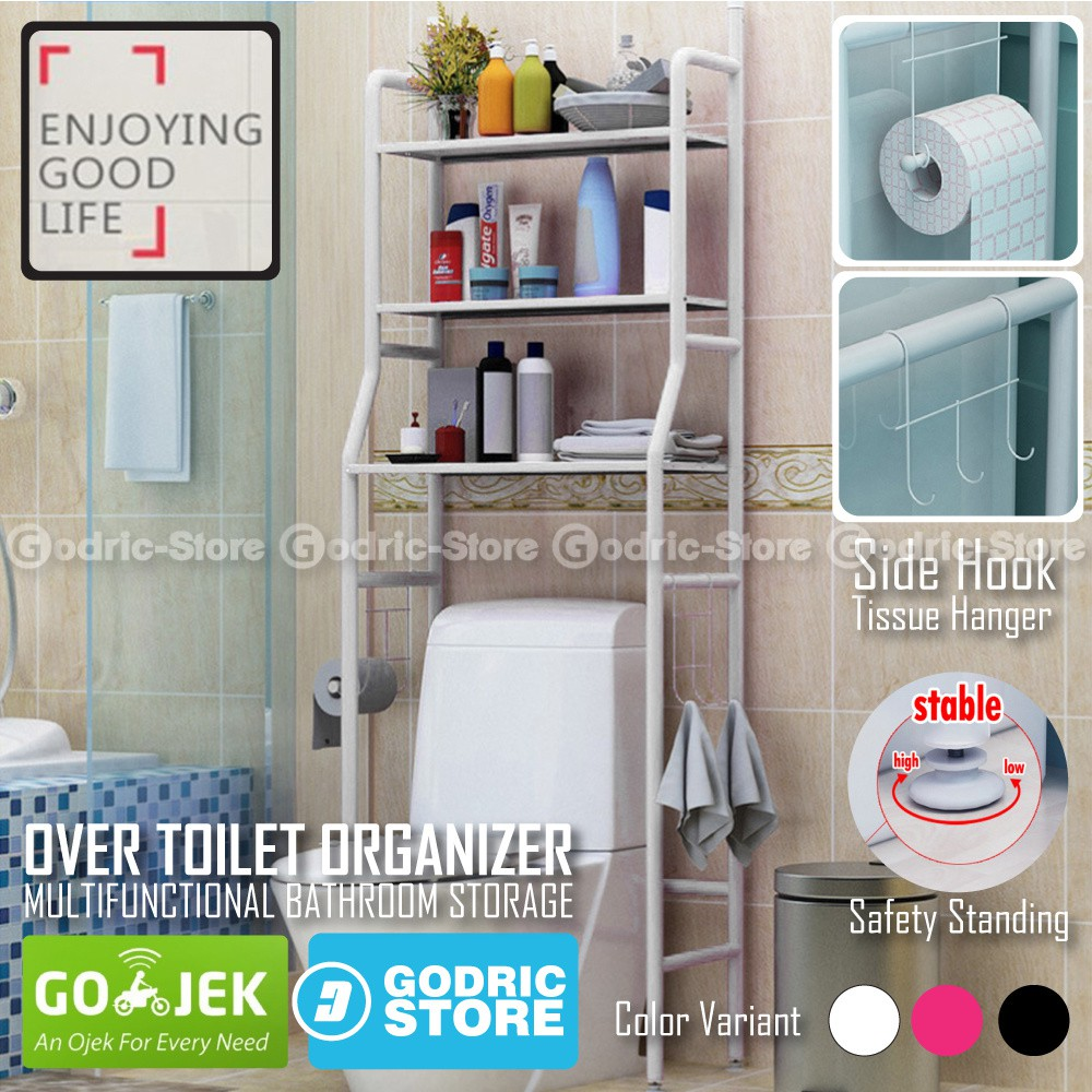 Star Seller Rak Kulkas Organizer Rack Magnet Multifungsi Serbaguna Praktis 5 In 1 Hot Sale.,! | Shopee Indonesia