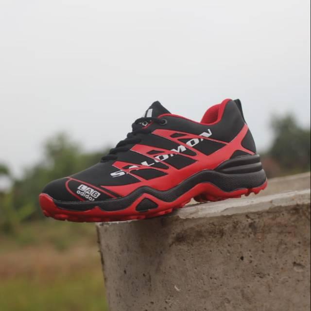 Sepatu Adidas Salomon Original Box Shopee Indonesia