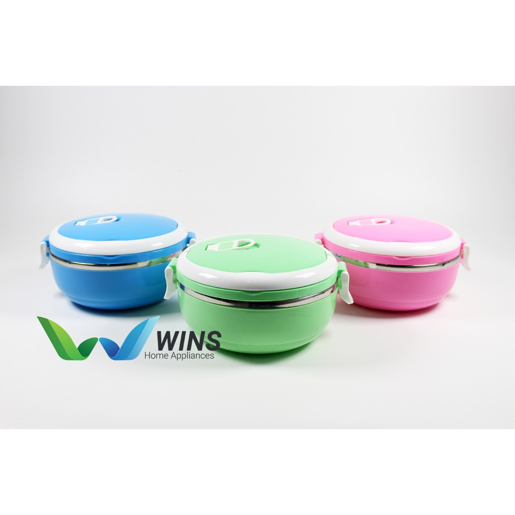 Kotak Makan Lunch Box 4 Sekat Yooyee 578 Bekal Shopee New Bento Anti Bocor Indonesia