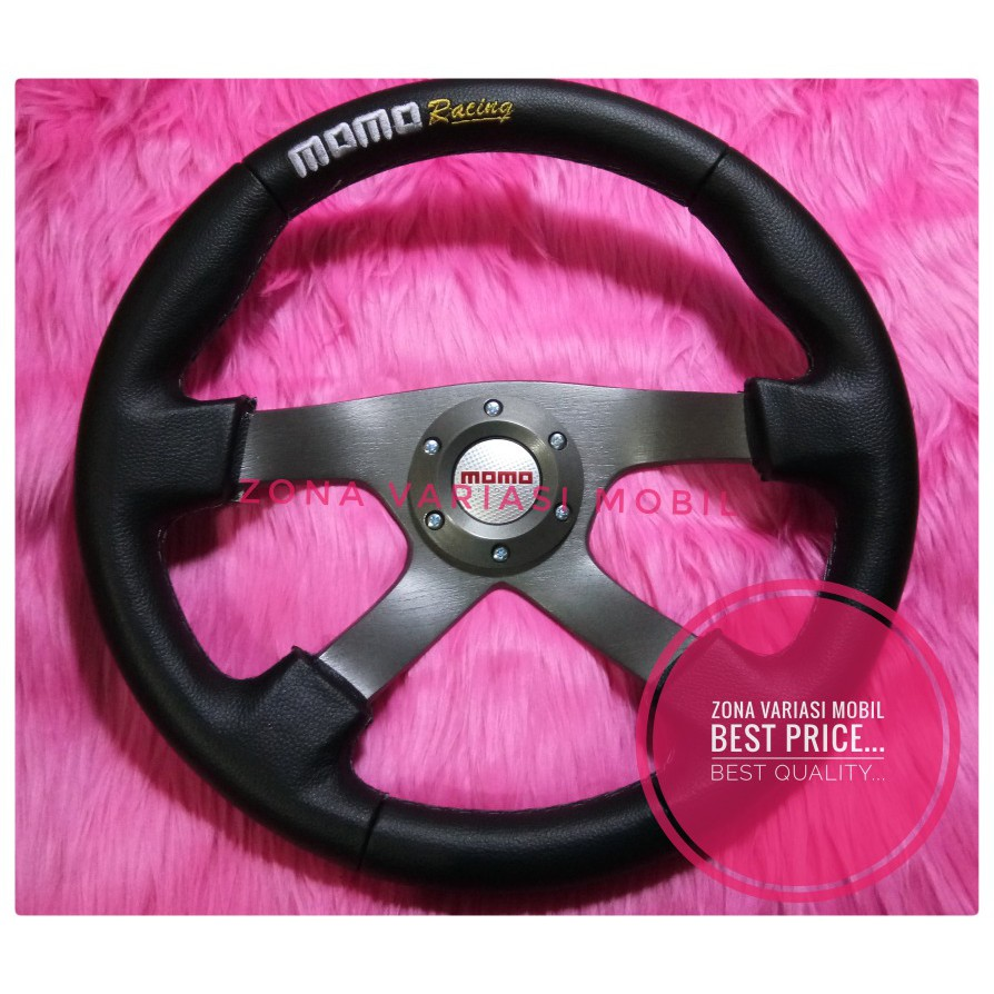 Up To 29 Discount Automotive Store Stir Racing Momo 14 Promo Steer Mobil Universal Inch K4 Sport Hitam Black Ready