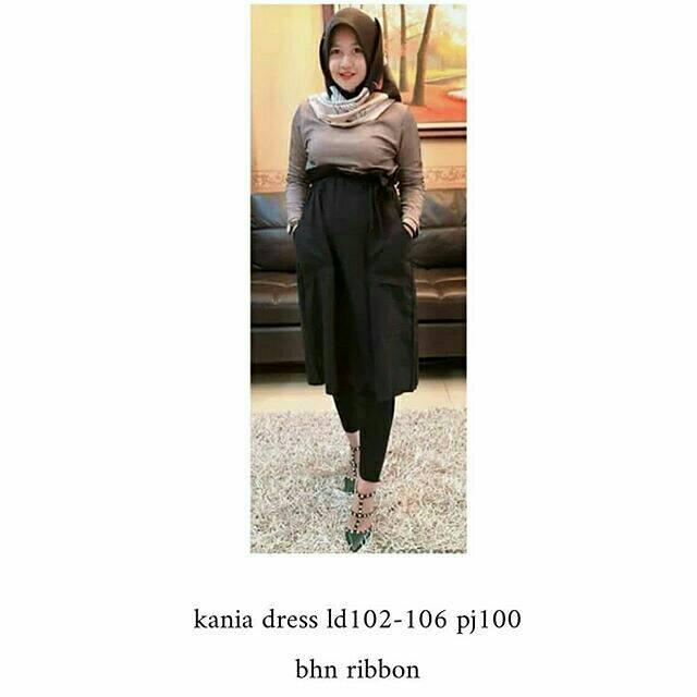 Kania dress bhn ribbon knit deboutique  4e1f1cf937