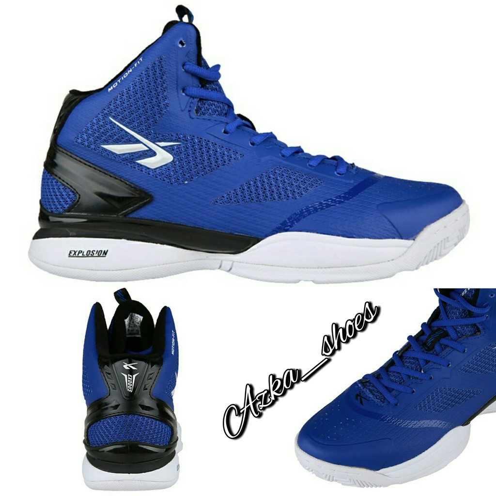 Sepatu Basket Pria Wanita Spotec Exodus Original  77e2261413
