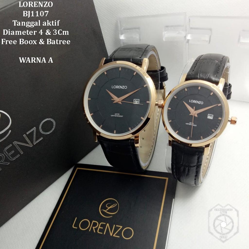 jam tangan lorenzo - Temukan Harga dan Penawaran Jam Tangan Couple Online  Terbaik - Jam Tangan Januari 2019  cdc0f9a4b0