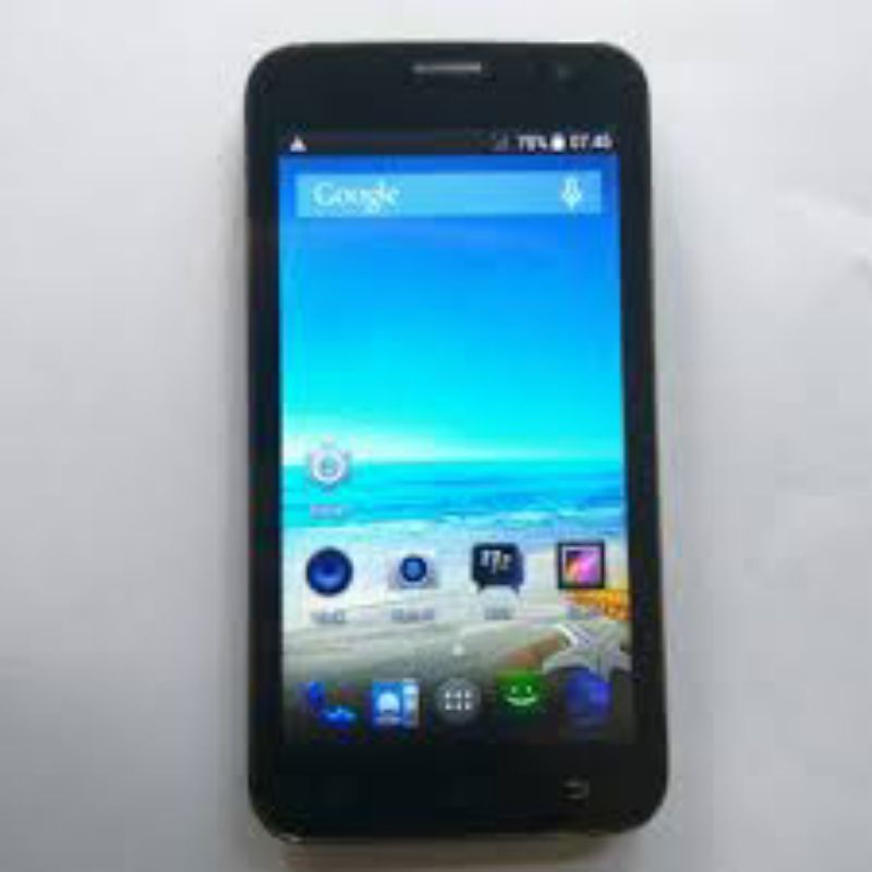 Di Jual Hp ADVAN Android S5E | Second | (100% Mulus)