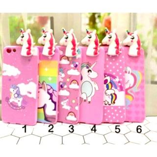 Soft Case 3d Boneka Gantung Intip Unicorn Kuda Little Pony Oppo F3 Shopee Indonesia