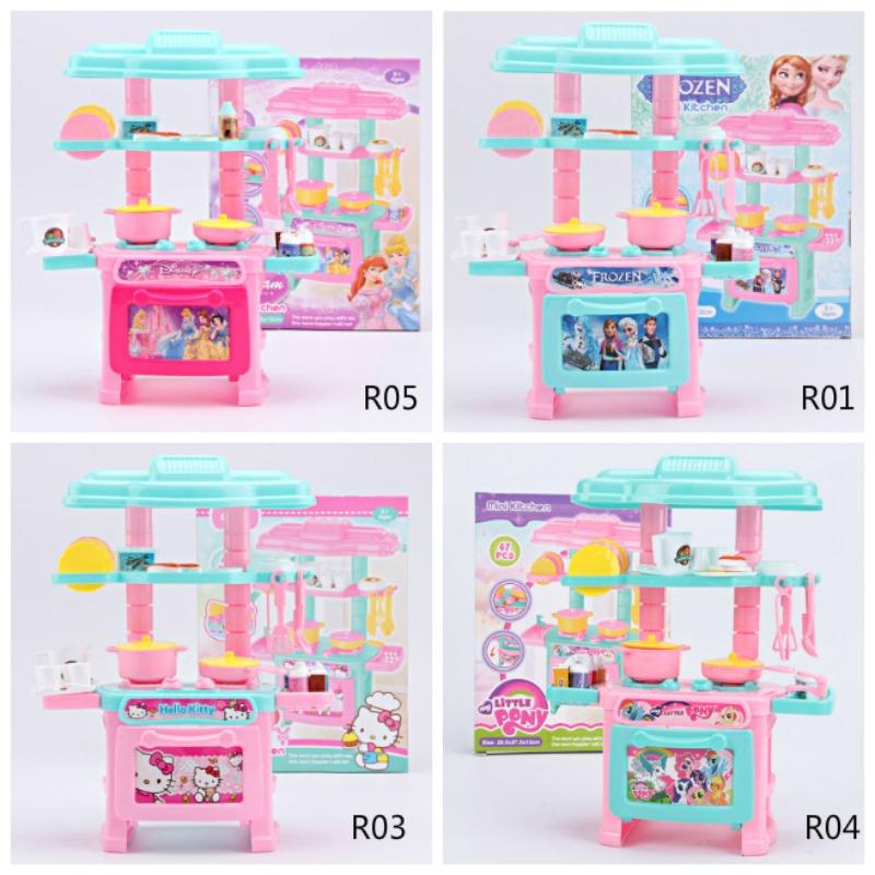 Dapur Mini Frozen Kitty Pony Berpura Pura Bermain Mainan Pretend Toy Mainan Masak Masakan Anak Mainan Edukasi Mainan Anak Perempuan Mainan Anak Perempuan Masak Masakan Mainan Masak Masakan Besar Kitch Shopee Indonesia