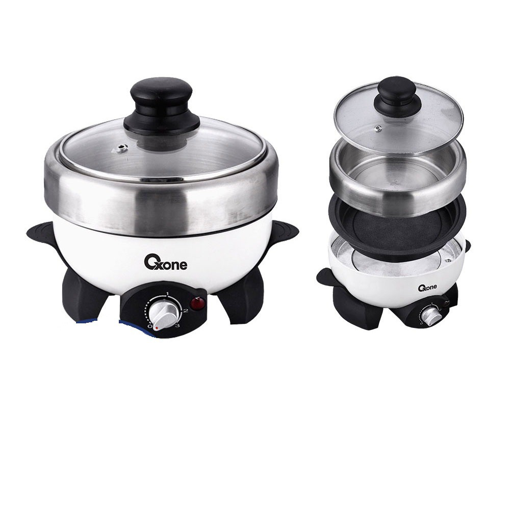 Waffle Maker Oxone Ox 831 Qualitas Good Ori Sni Shopee Indonesia Ox831 B