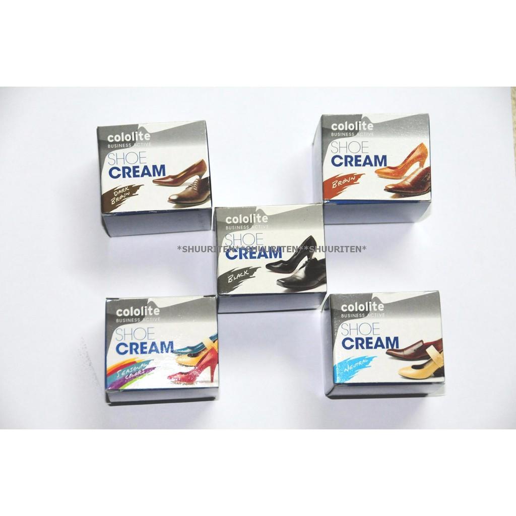 Promo Stock Terbatas Cololite Shoe Cream Jar Semir Sepatu Sport Shoes Cleaner Perawatan Shopee Indonesia