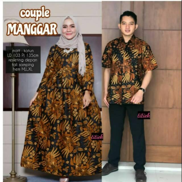 batik+Dress+Batik+Fashion+Muslim+Gamis - Temukan Harga dan Penawaran Online  Terbaik - Maret 2019  611d62c069