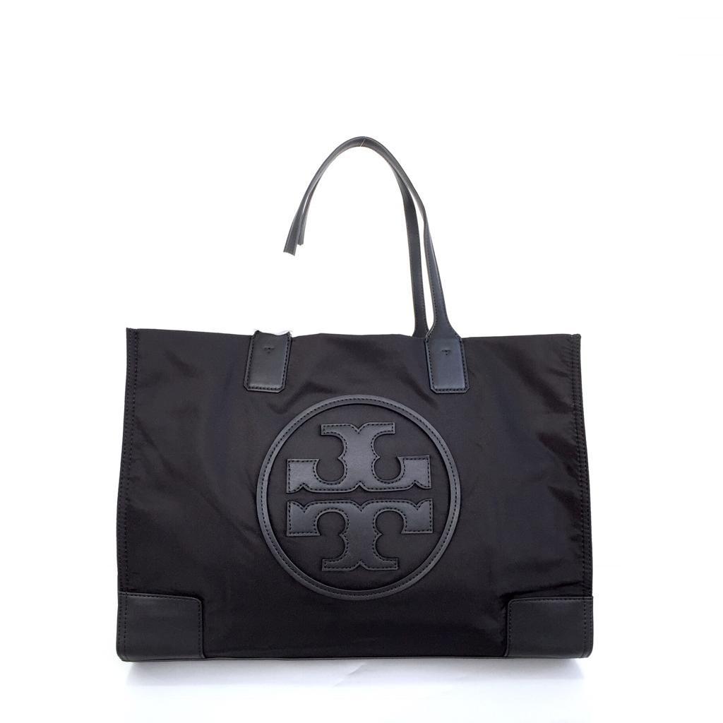 be9da29be TAS IMPORT Tory Burch Fleming Bucket Medium Bag - Maroon   Shopee Indonesia