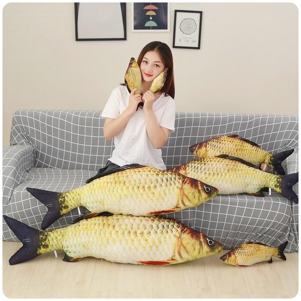 Bantal Plush Bentuk Ikan Kerapu Untuk Dekorasi Rumah Shopee Indonesia