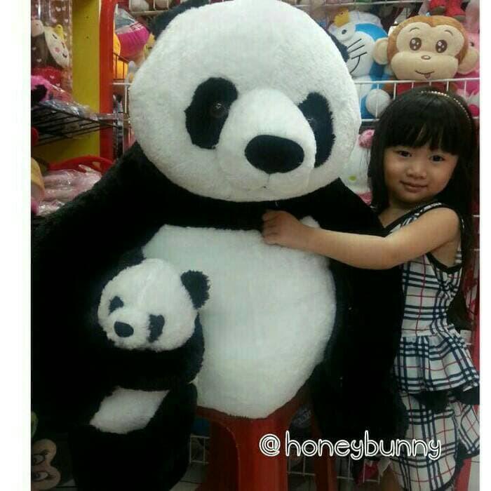 Boneka Panda Besar 80 Cm Original Dan Murah - List Harga Terkini dan ... 39e780e7c3