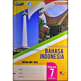 Lks Bahasa Indonesia Smp Mts Kelas Vii 7 Semester 1 2020 2021 Zamrud Shopee Indonesia