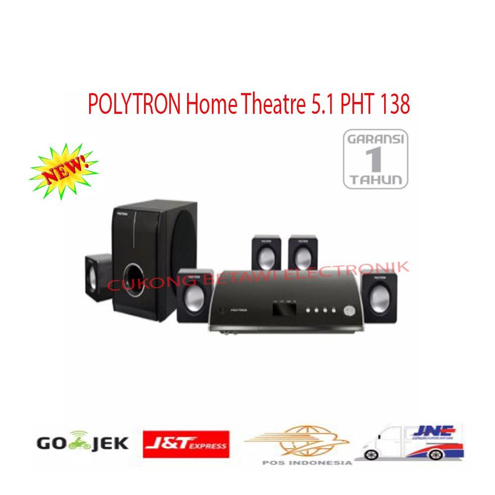 Jual Beli Produk Home Theatre - Speaker & Mikrofon | Elektronik | Shopee Indonesia