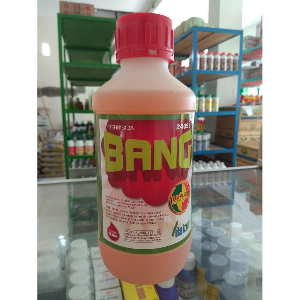 Herbisida Quat Xone 1 Liter Shopee Indonesia Gramoxone 276sl Pembasmi Rumput Liar