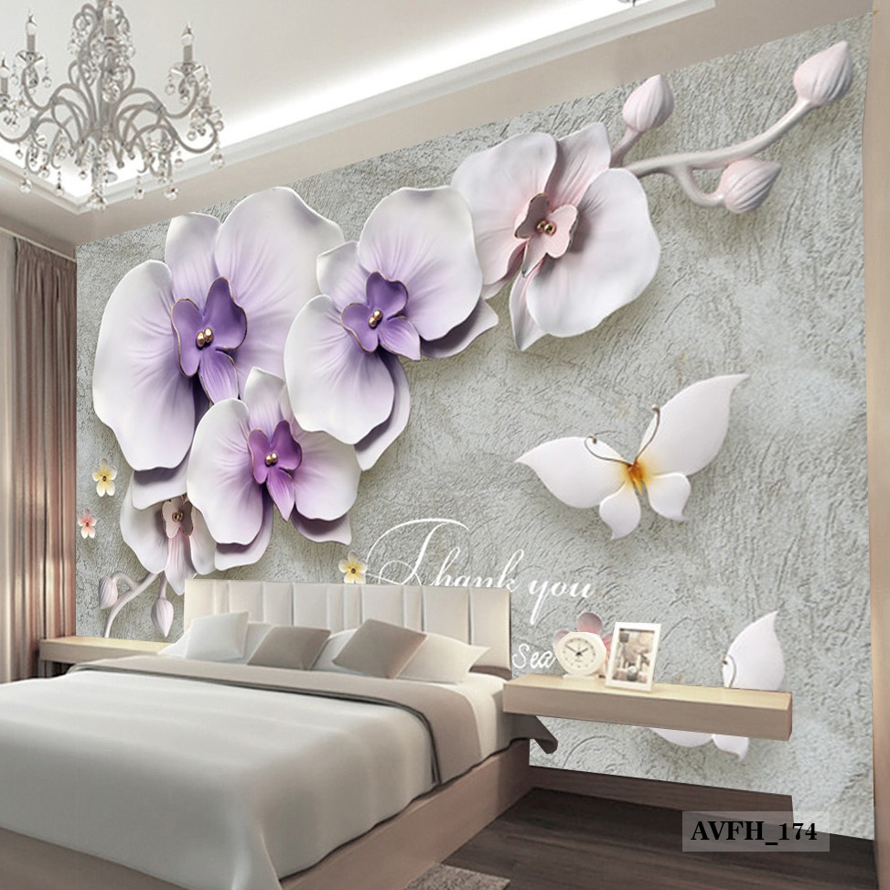 Wallpaper Dinding Custom Wallpaper Custom Murah