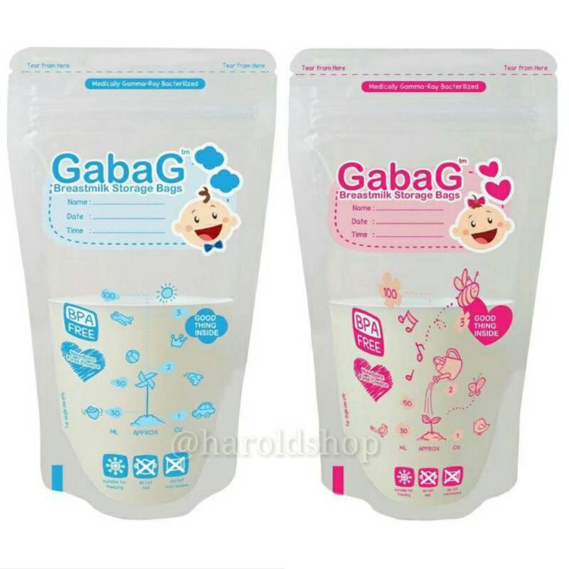 Pusat Distributor Natur Breast Milk Storage Bags (Kantong asi isi 30) BPA Free Cuci Gudang   Shopee Indonesia