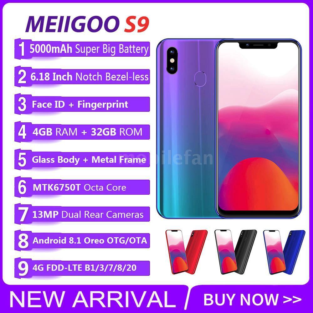 Meiiqi S9 Smartphone 4gb 32gb 618 Inci Notch Bezel Less Shopee Ngabuburit 3 Samsung Galaxy S8 Garansi Resmi Sein Indonesia