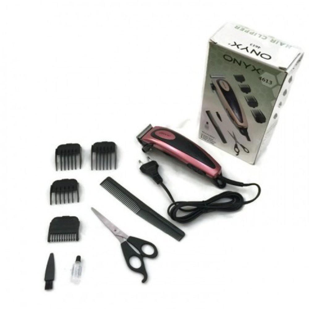 ONYX OX-217 Professional Rechargeable Hair Clipper - Alat Cukur Rambut  7aeaf4f2ae