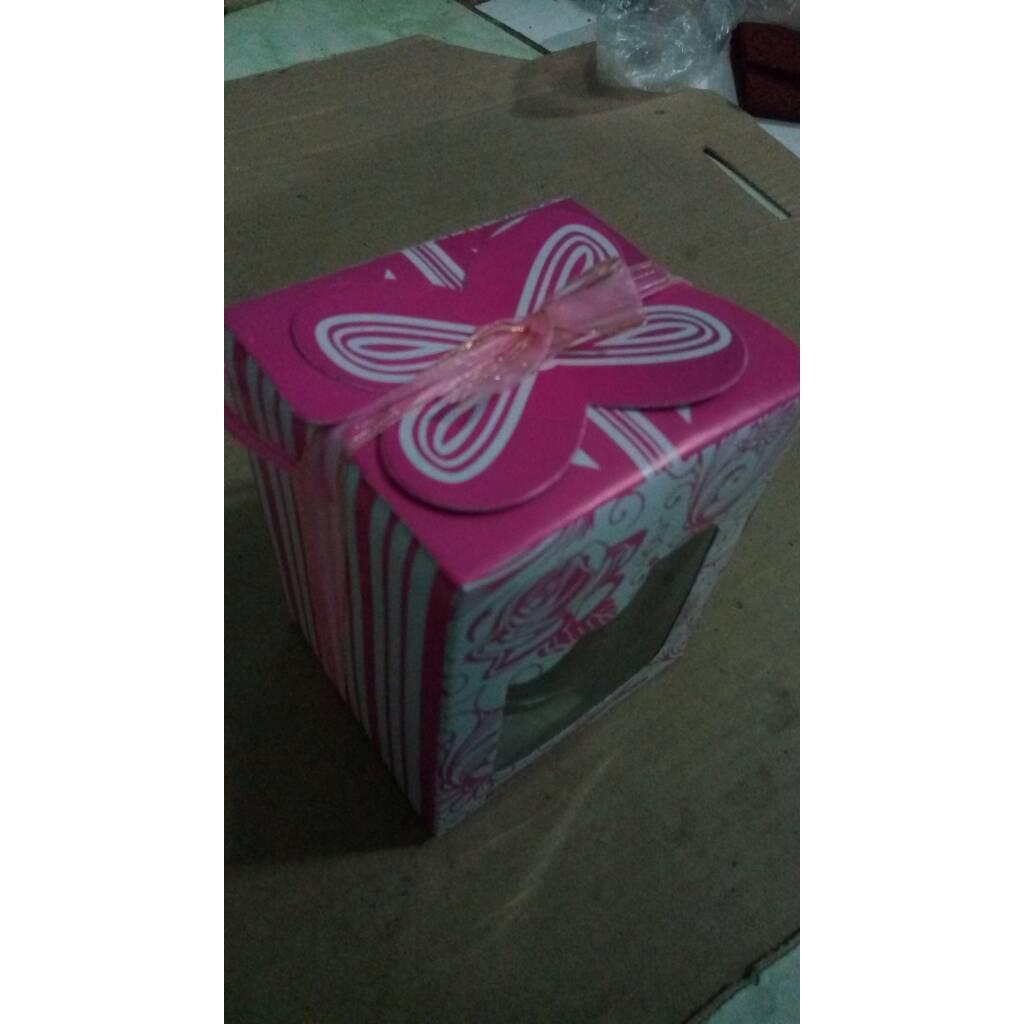 ... Isi 100 Pcs. Source · Souvenir Pernikahan Gelas Sablon Gagang Plus Box / Mika | Shopee Indonesia