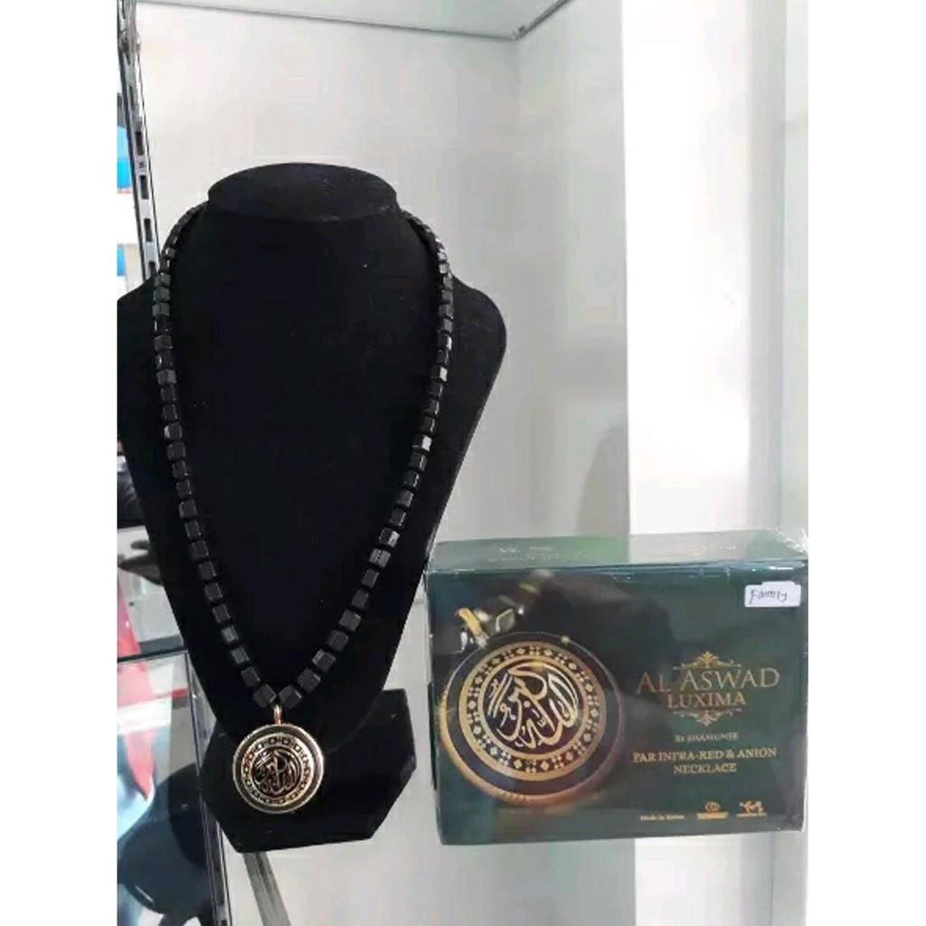 Hot Price Kalung Dan Gelang Kesehatan Al Aswad Platinum Series Pakaian Anak Laki Cubitus 293005 Shopee Indonesia