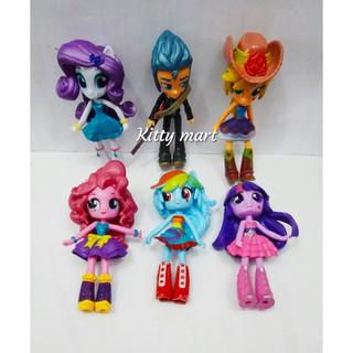 PROMO    mainan anak perempuan boneka figure my little Pony equestria  girls  2c20d6d70f