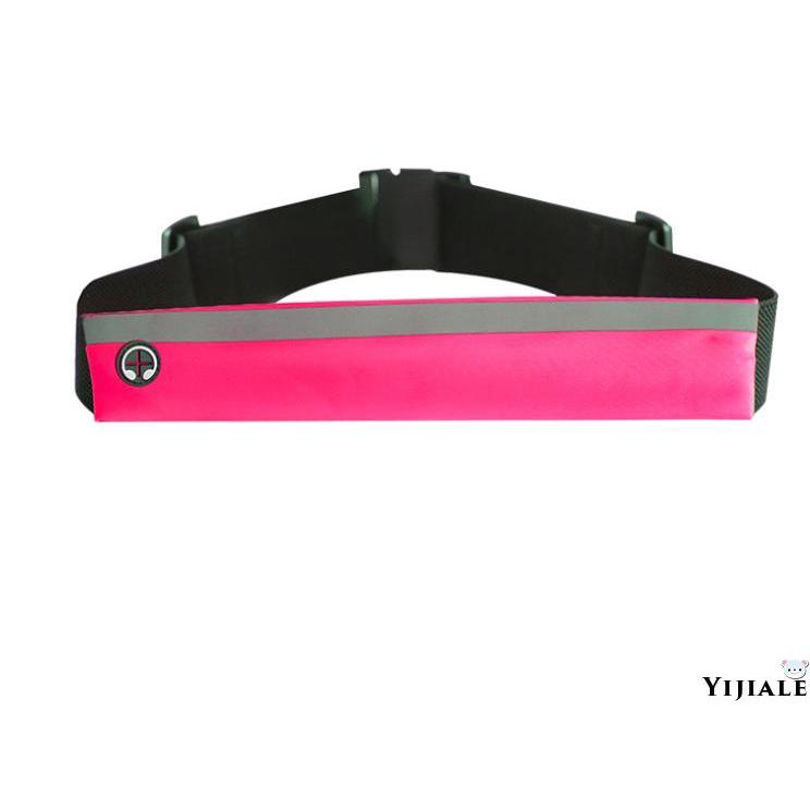 Running Cycling Waist Pouch Bag Fanny Pack Sport Travel Holiday Belt Zip Bum Bag