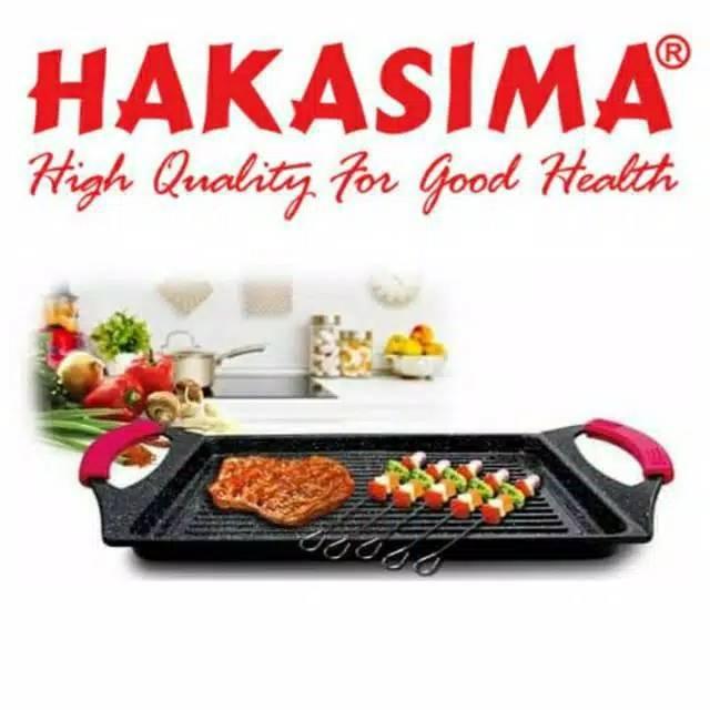 New Produk Hakasima BBQ GRILL PAN