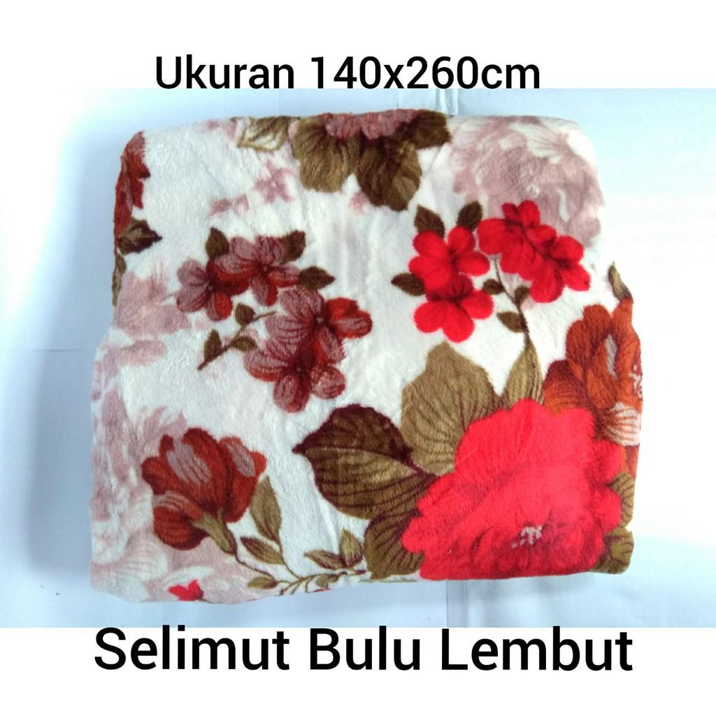 Selimut Karakter Jerafah King Lembut Flanel Halus 180 x 200 Import | Shopee Indonesia