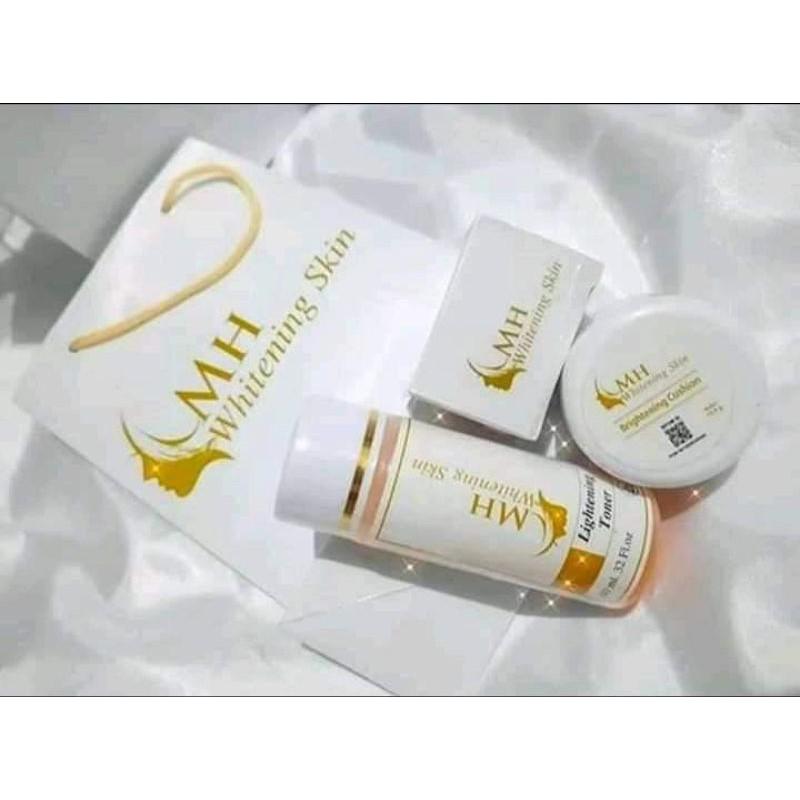 Cream MH whitening Skin 1 pcs siang & malam