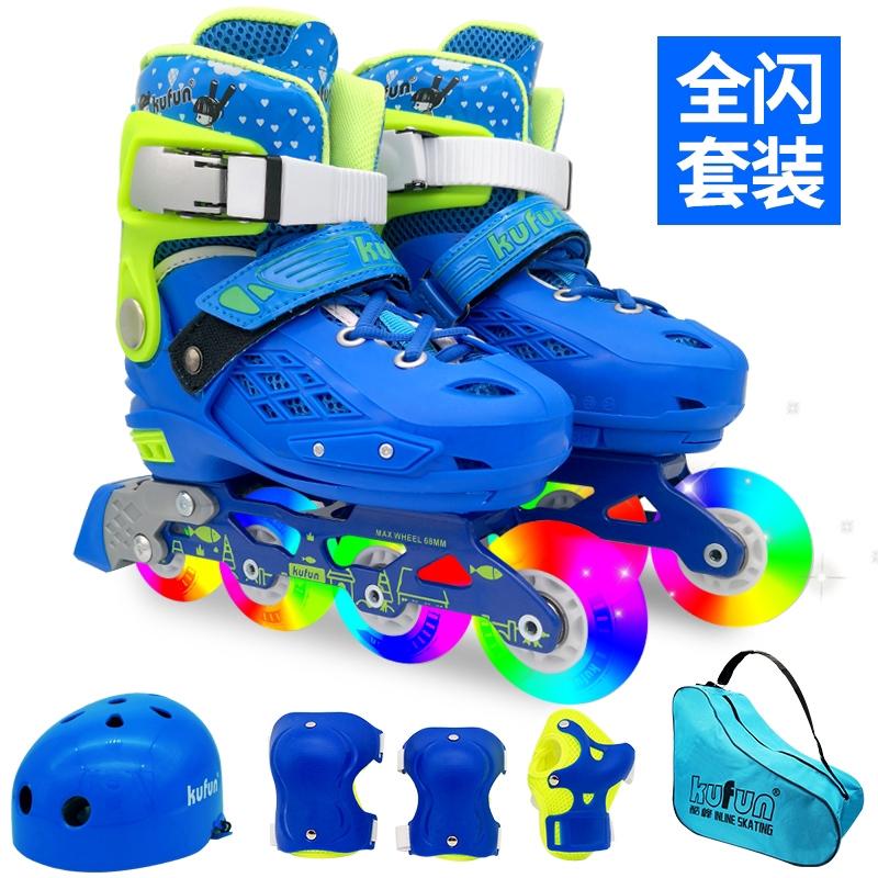 Sepatu Roda Sepatu Roda Anak Anak Set Lengkap Sepatu Roda Lurus