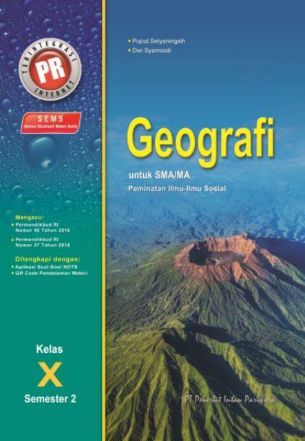 Kunci Jawaban Lks Geografi Kelas 10 Semester 2 Ilmusosial Id