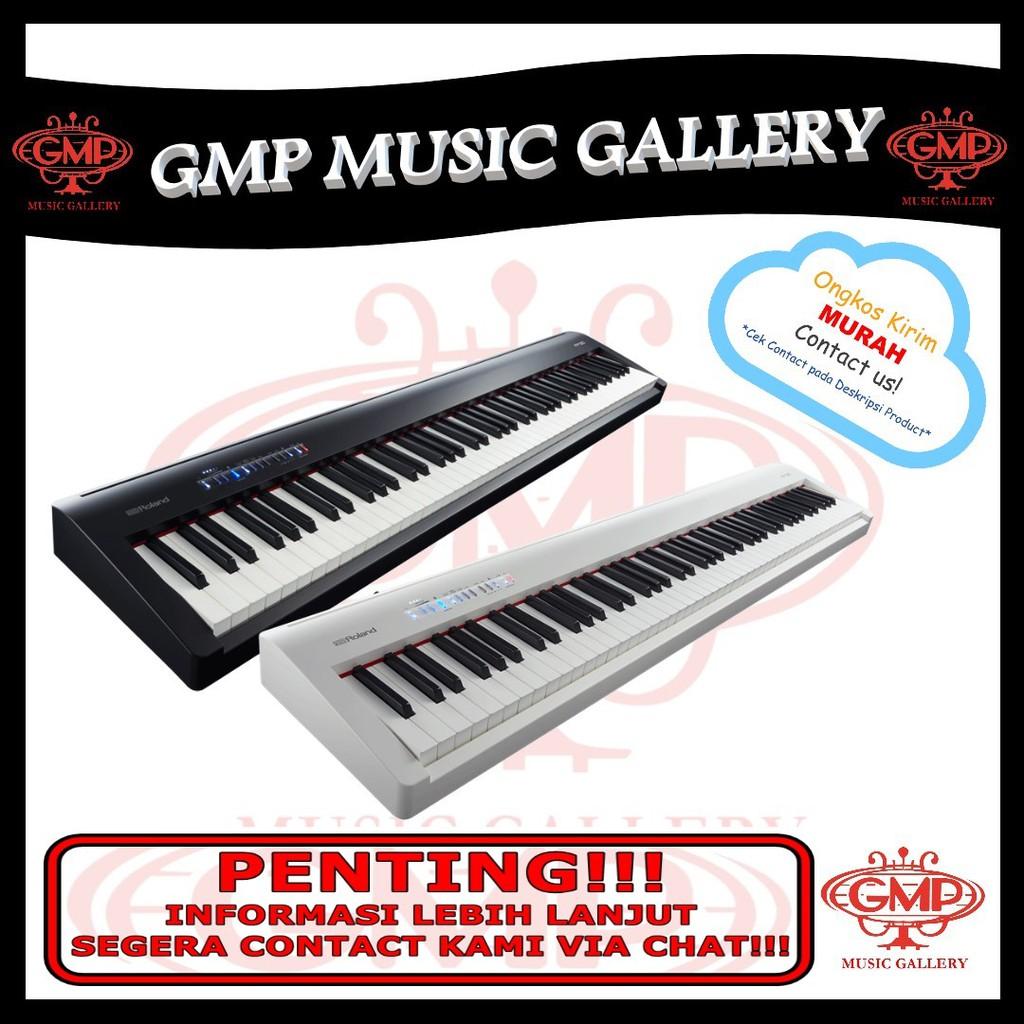 Roland Fp 30 Digital Piano Roland Fp30 Digital Piano Roland Fp 30 Digital Piano Shopee Indonesia