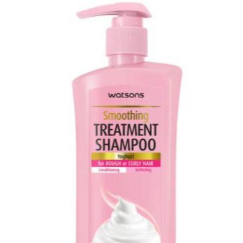 Watsons Yoghurt Smoothing Treatment Shampo 400 Ml-3