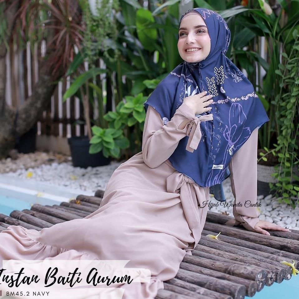 Limited. - Instan Baiti Aurum | Hijab Instan | Jilbab Instan