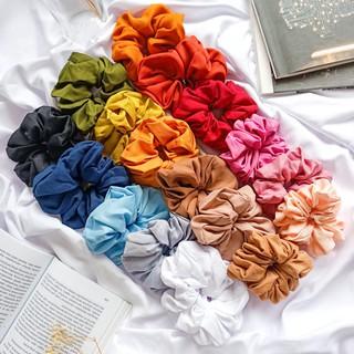 Vallina Outfit - Ikat Rambut Scrunchie Cepolan Hijab Muslimah thumbnail