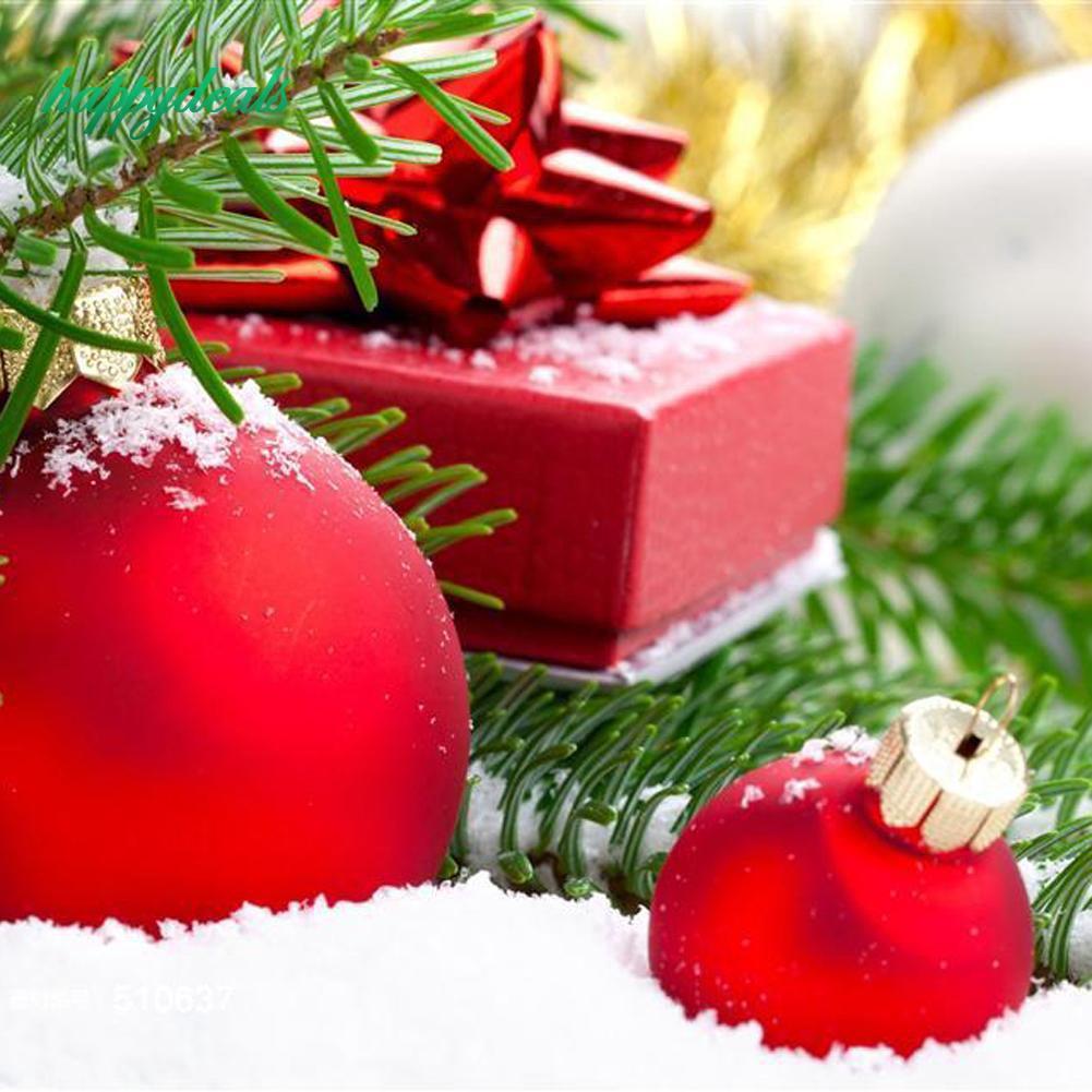 LARGE 8 X CHRISTMAS FESTIVE JINGLE BELLS MULTI HANGING XMAS