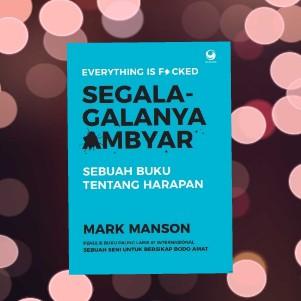 Paket Happy Segala Galanya Ambyar Sebuah Buku Tentang Harapan By