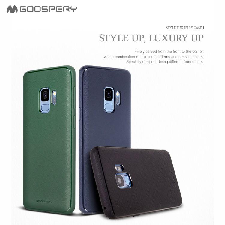 GOOSPERY Samsung Galaxy J7 2017 / J7 Pro J730 Style Lux Jelly Case   Shopee Indonesia