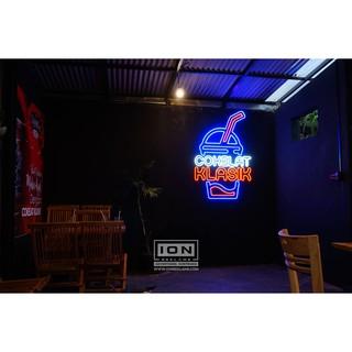 Neon Flex Letter Tulisan Neon Flex Neon Flex Malang Murah Shopee Indonesia