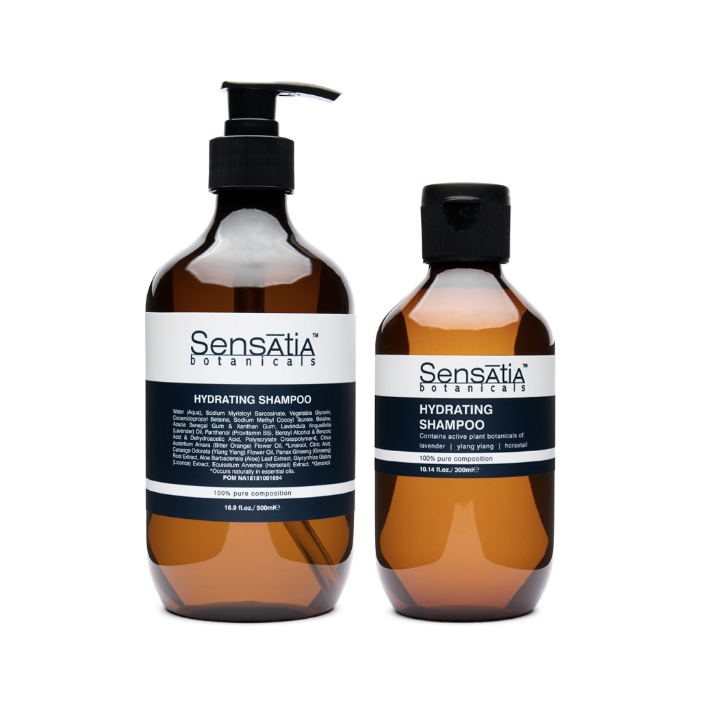 Sensatia Botanicals Hydrating Shampoo