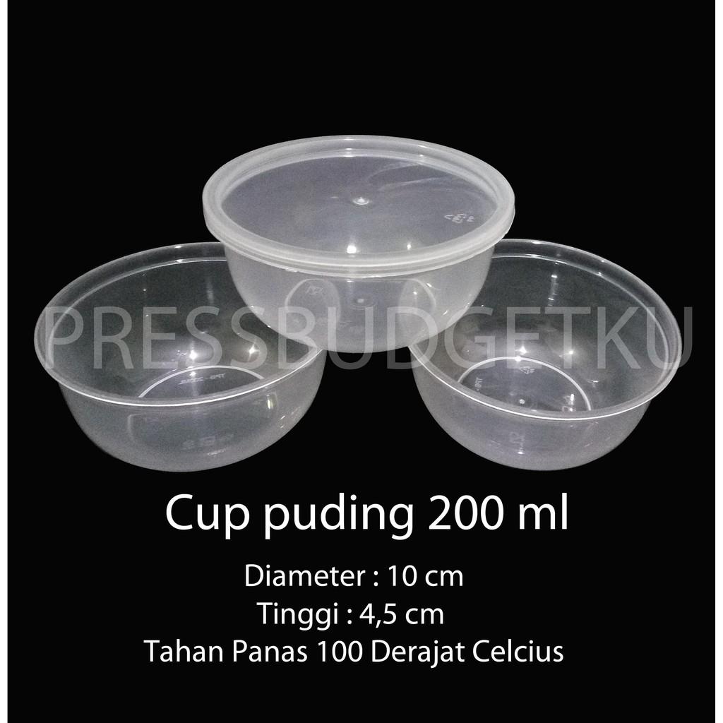 Thinwall 750 Ml 25pcs Food Container Box Tempat Makanan Kotak Makan 1500 Plastik Thinwal  Thin Wall Per Pcs Murah Shopee Indonesia