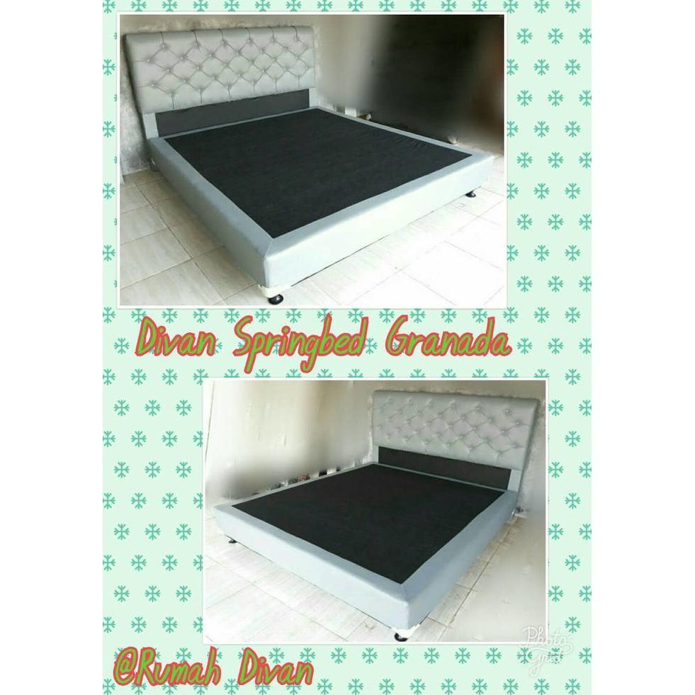 Dipan Divan Sandaran Tempat Tidur Type Amore Uk 120 X 200 Shopee Sky Headboard Kasur Dan Springbed Ukuran 160x200 Indonesia
