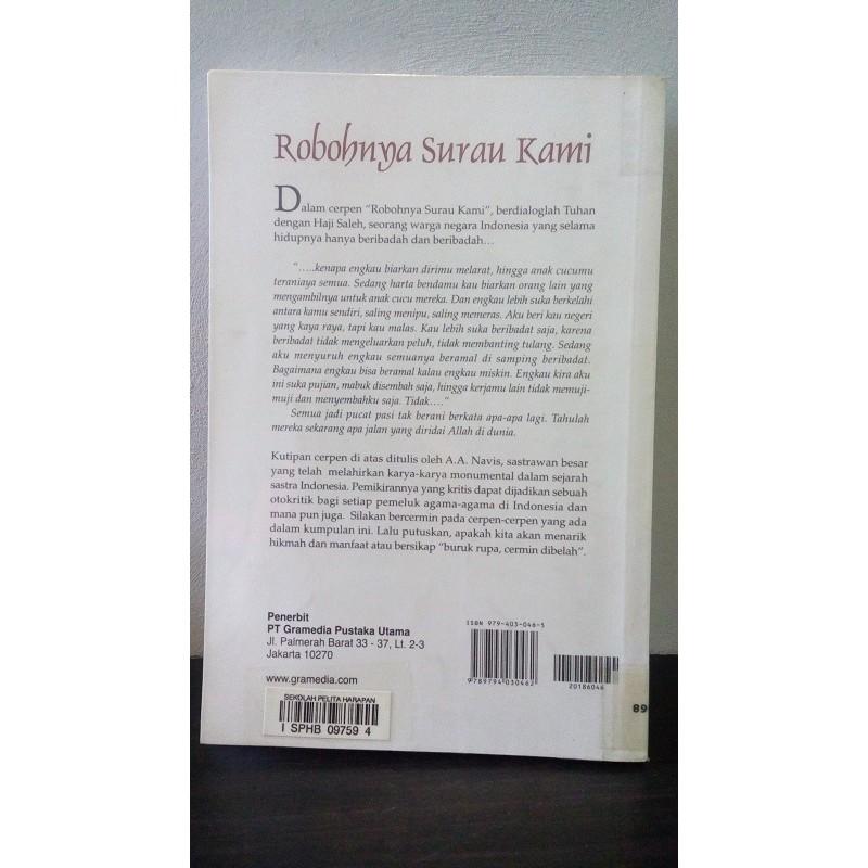 Novel Robohnya Surau Kami By A A Navis Shopee Indonesia