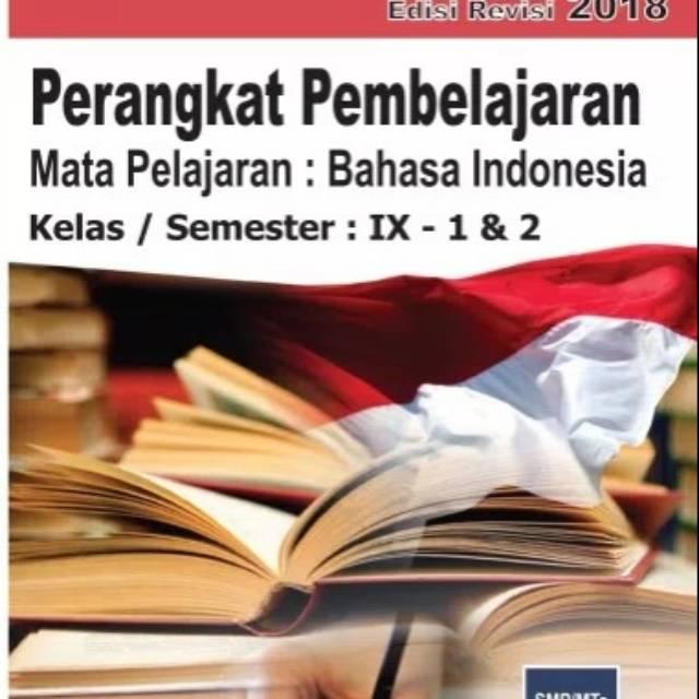 Kd Bahasa Indonesia Kelas 9 K 13
