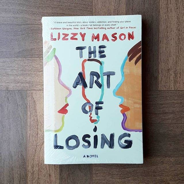 Lizzy Mason The Art Of Losing English Shopee Indonesia