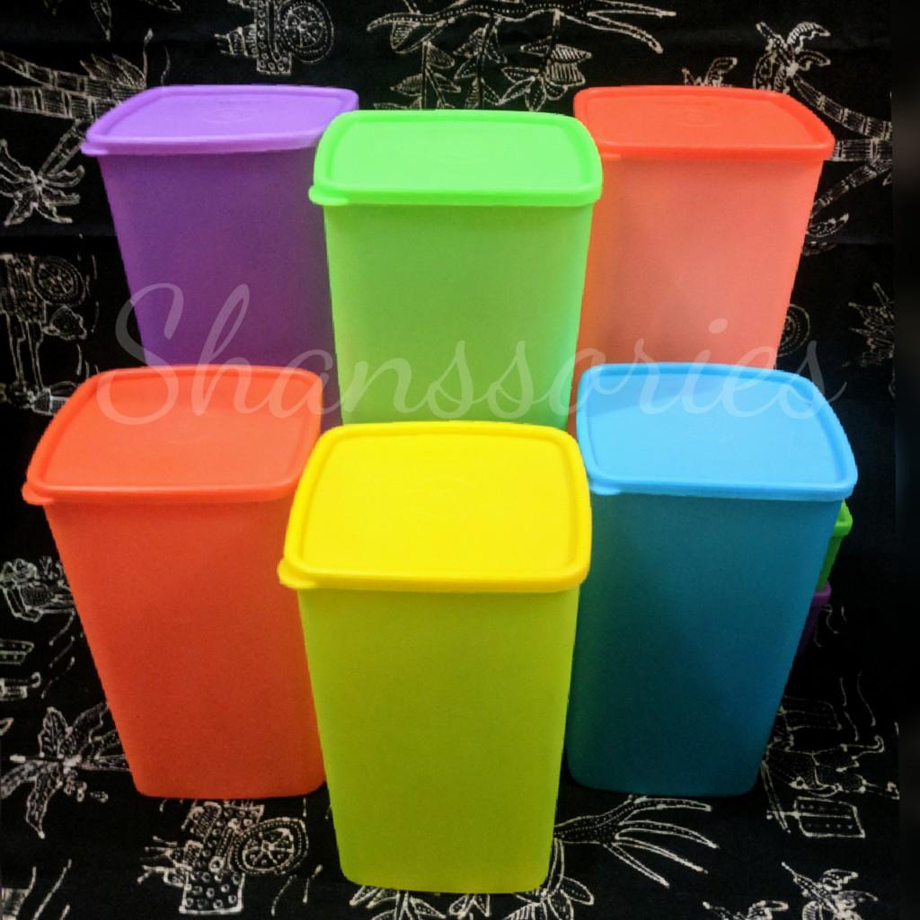 1 Set Kotak Box Makanan Penyimpanan Food Container Ikea Pruta Tempat Kontainer Isi 17pc Orange Grade Shopee Indonesia